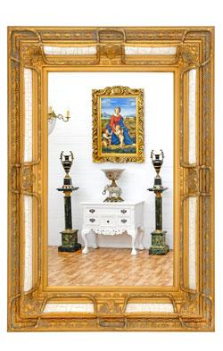 antik wandspiegel kaufen moreko gmbh. Black Bedroom Furniture Sets. Home Design Ideas