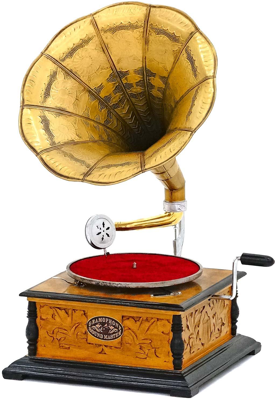 Viereck Grammophon - MOREKO GmbH